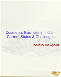 Cosmetics Business in India - Current Status and Challenges